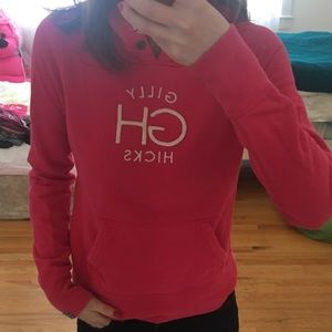 Hot Pink Gilly Hicks Hoodie